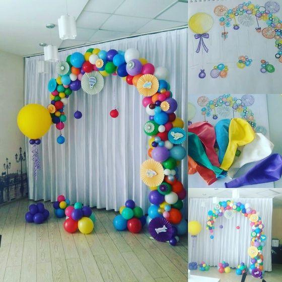 """Клуб """"Воздушные шары"""""""