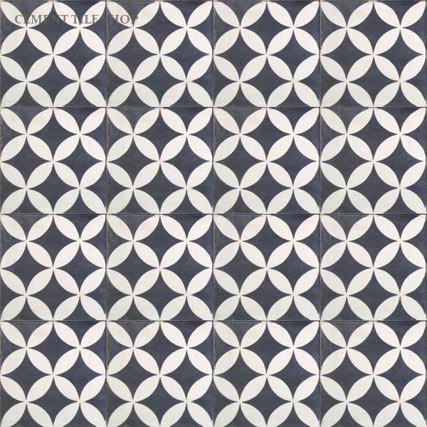 Cement Tile Shop - Encaustic Cement Tile Circulos