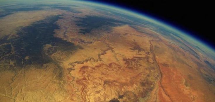 Found After Two Years: 'Lost Weather Balloon GoPro With Astounding Footage From Space'