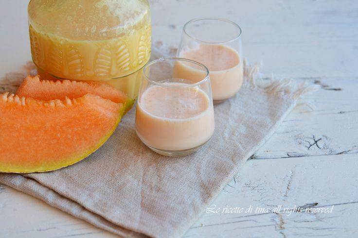 Liquore crema di melone