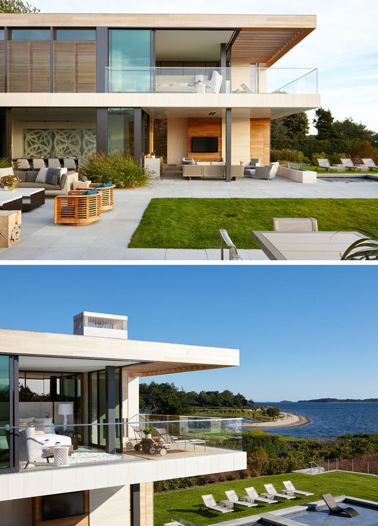This Home In New York Was Designed To Enjoy The Water Views