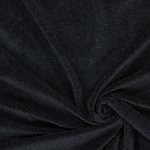 Nicki Stoff Uni – schwarz 9,95 €