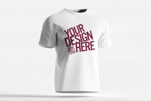 Download White T Shirt Mockup In 2020 Shirt Mockup Clothing Mockup Tshirt Mockup