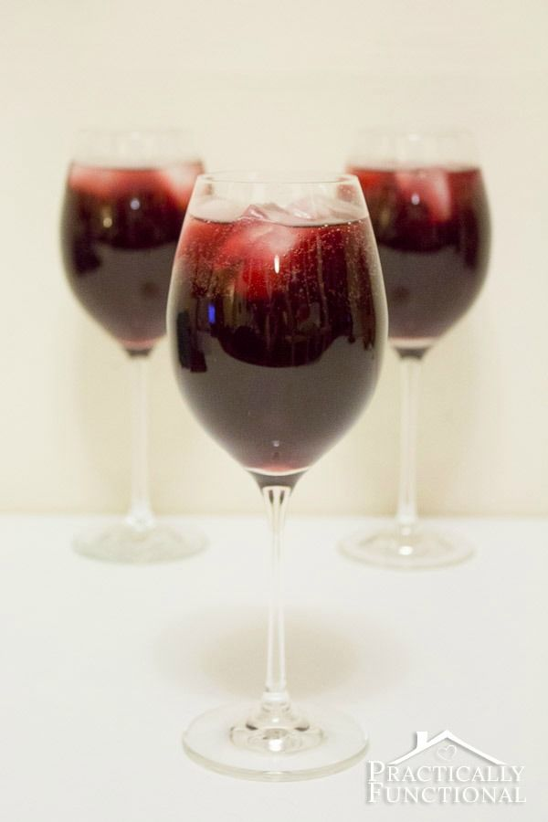 Tinto De Verano is a quick, easy, and cheap sangria alternative; it only requires two ingredients, takes two minutes to prepare, and is absolutely delicious and refreshing!