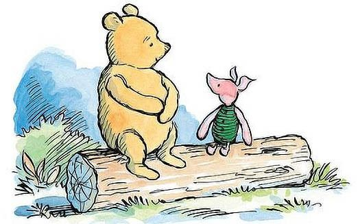 On A.A. Milne's 'Winnie-The-Pooh' Anniversary, 10 Life Lessons From The Hundred Acre Wood