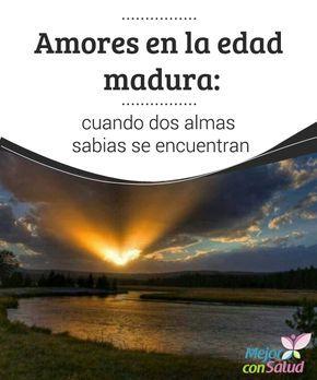 Amores en la edad madura: cuando dos almas sabias se encuentran  Los amores en la edad madura pueden parecer, a simple vista, iguales a cualquier otro.