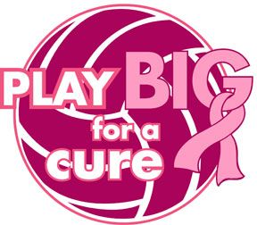 Dig pink volleyball game Ruidoso High School October 17, 2013