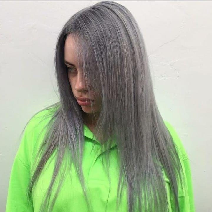 Gray Ore Blue Hair Wherearetheavocados Ushouldseemeinacrown