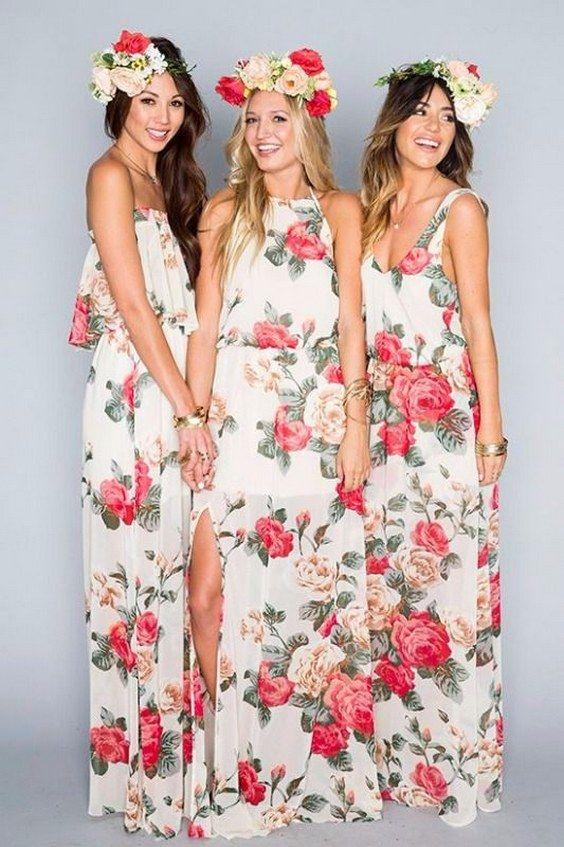 Hawaiian wedding dresses mumu wedding dresses asian for Tropical wedding bridesmaid dresses