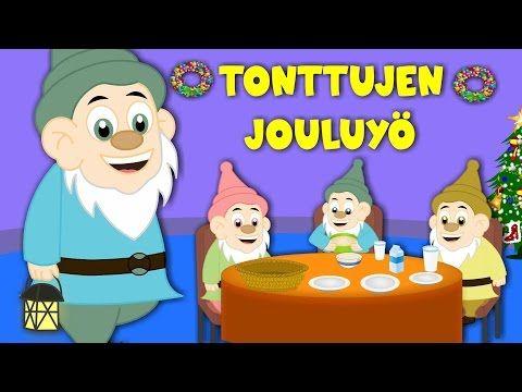 Lasten joululaulut | Kauneimmat joululaulut | Tonttujen jouluyö etc. - YouTube