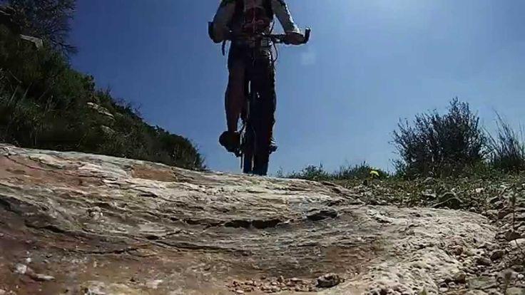 Marathon Lake ** Mountain Bike ** Spring **Attica*** Dam*** Gopro