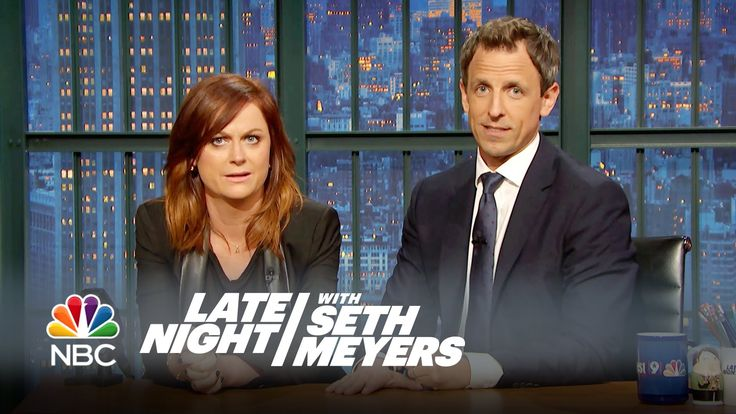 On Monday, Sports Illustrated writer Andy Benoit sent a dumb tweet in which he expressed his disdain for all women's sports, including the Women's World Cup. This did not go unnoticed by Seth Meyers and Amy Poehler, who dusted off their great old SNL bit on last night's episode of Late Night and went in on Benoit.