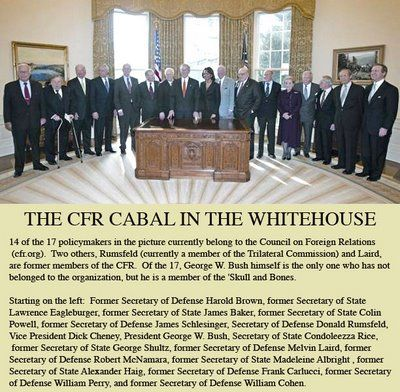 The CFR and RIIA: http://www.atlanteanconspiracy.com/2008/09/cfr-riia.html