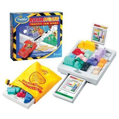 Vše :: Hrajeme si :: Stolní hry :: Logické hry :: Rush Hour - základní verze - IQ hračky - eshop plný zajímavých hraček nejen pro chytré děti