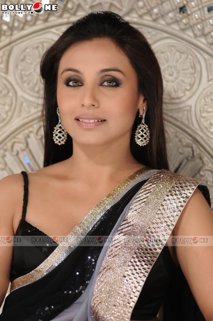 Rani Mukherjee- Indian actress