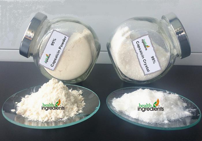 Honglv capsaicin, purest capsaicin, 16 million SHU Pure capsaicin, Capsaicin Crystals