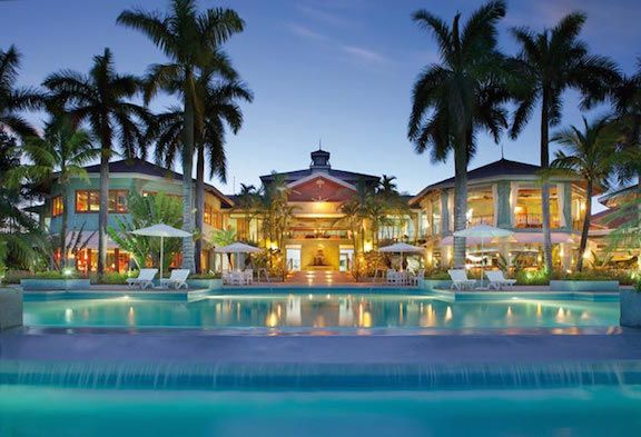 """Couples Tower Isle, Jamaica  This is one of Jamaica's landmark hotels, set on a beautiful private beach in Ocho Rios. But the standout here is that it comes with its own private """"au naturel"""" island. The food is superb, many excursions are included and the spa is spectacular, too."""