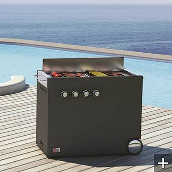 EcoQue Hotbox Grill