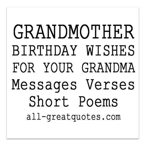 Best 25+ Birthday wishes for grandma ideas on Pinterest