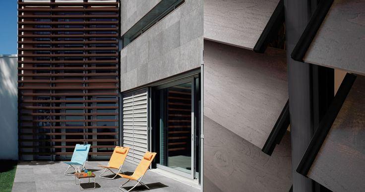 #KronosTecnica ha creato un proprio sistema di #frangisole in linea con gli standard architettonici più esigenti, sia dal lato tecnico sia da quello estetico.