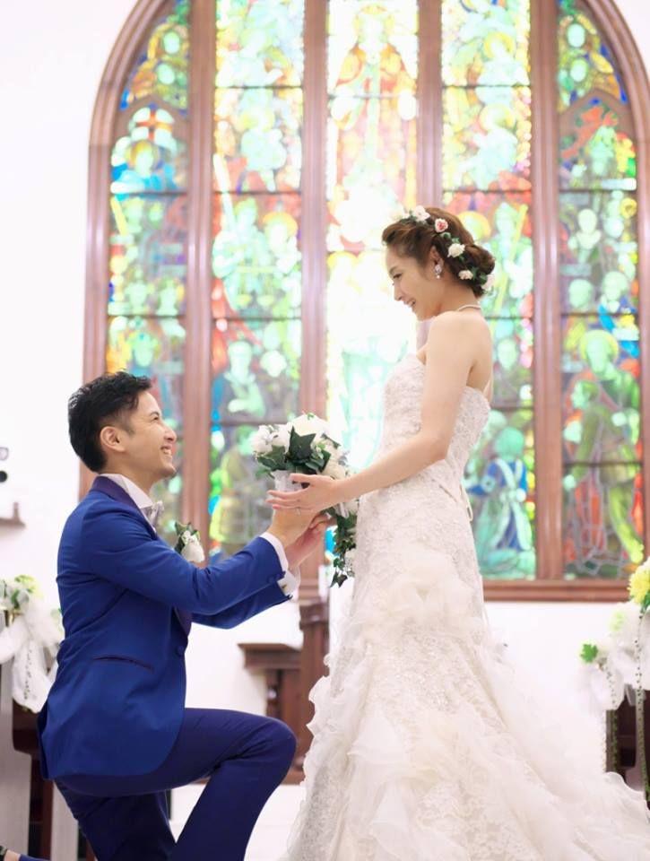 【福岡県久留米市 ホテルニュープラザKURUME・ウェディング】写真だけの結婚式・フォト婚プラン・バウリニューアル