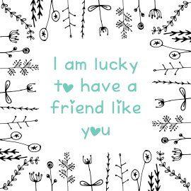 vriendinnenkaarten - KaartWereld #vriendinnendag #quote