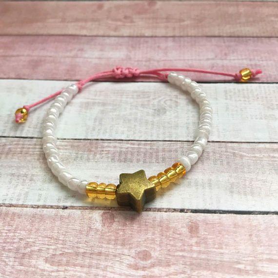 Star Charm BraceletGift For HerLucky BraceletBest Friend