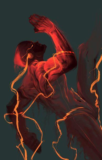 Flash by Matthew DeMino