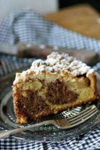 Apfel-Streuselkuchen mit Zimt und Haselnüssen - So leckerrrrrrrr!!!! - Zimtkeks und Apfeltarte
