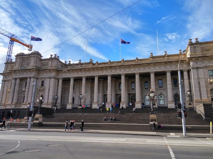 Parliament House of Victoria, Melbourne