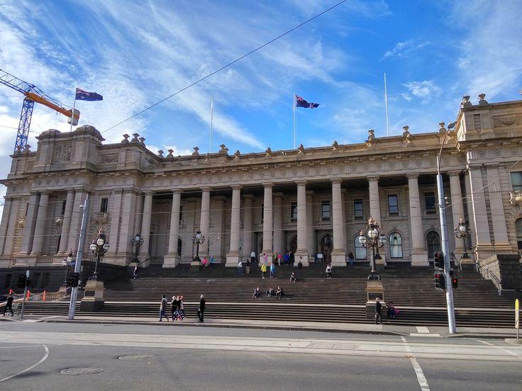 Parliament House of Victoria, Melbourne