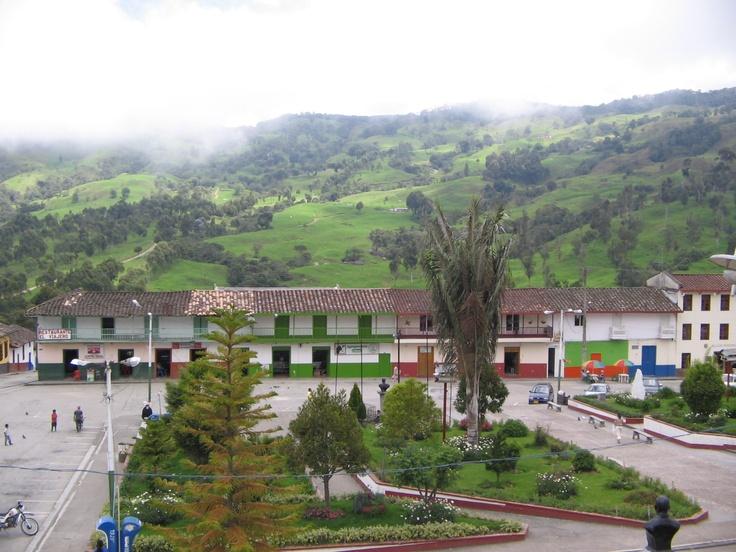Norte-San José de la Montaña  Antioquia-Colombia