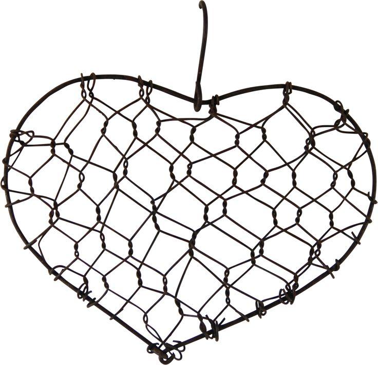 Apani heart ornament www.earlysettler.com.au