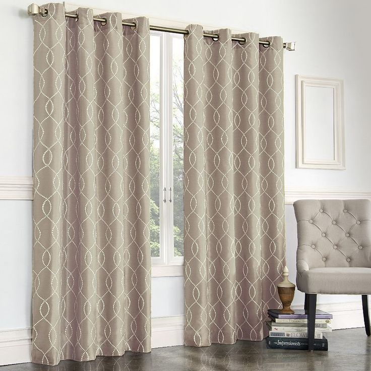 63 best Curtains, Rugs \ Pillows images on Pinterest Curtain - living room curtains kohls