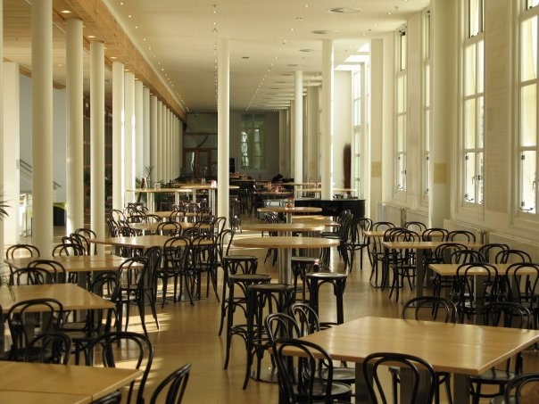 The Restaurant of the Leiden Law School
