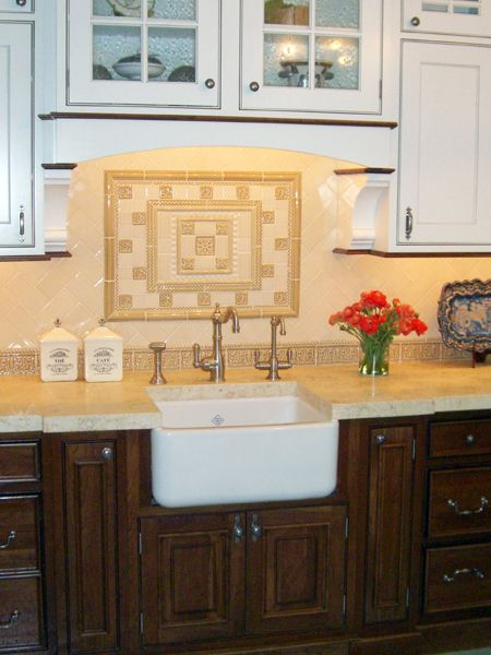 Kitchen - Backsplash