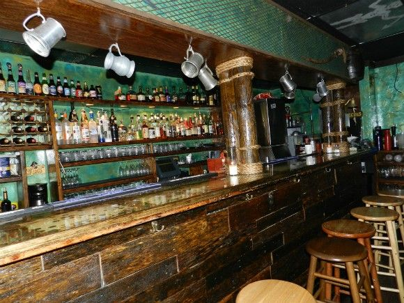 5 Great Pirate Bars In Honor Of International Talk Like A Pirate Day - Gadling