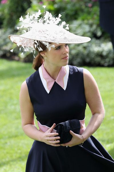 Princess Eugenie Photos Photos - Princess Eugenie attends the third day of Royal Ascot at Ascot Racecourse  on June 15, 2016 in Ascot, England. - Royal Ascot - Day 3