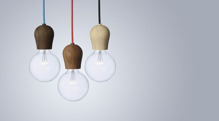 designlampe bright sprout gl hbirne als lampe mit fassung aus holz p r o d u c t pinterest. Black Bedroom Furniture Sets. Home Design Ideas