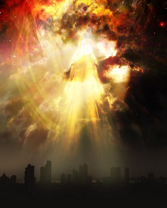 PORTAL [prints] | Worship art, Prophetic painting, Prophetic  art