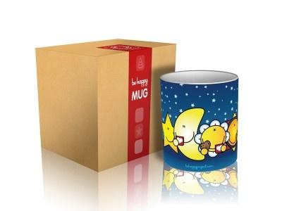 Blue Breakfast Be Happy MugShops, Happy Projects, Www Behappyproject Com, Mugs