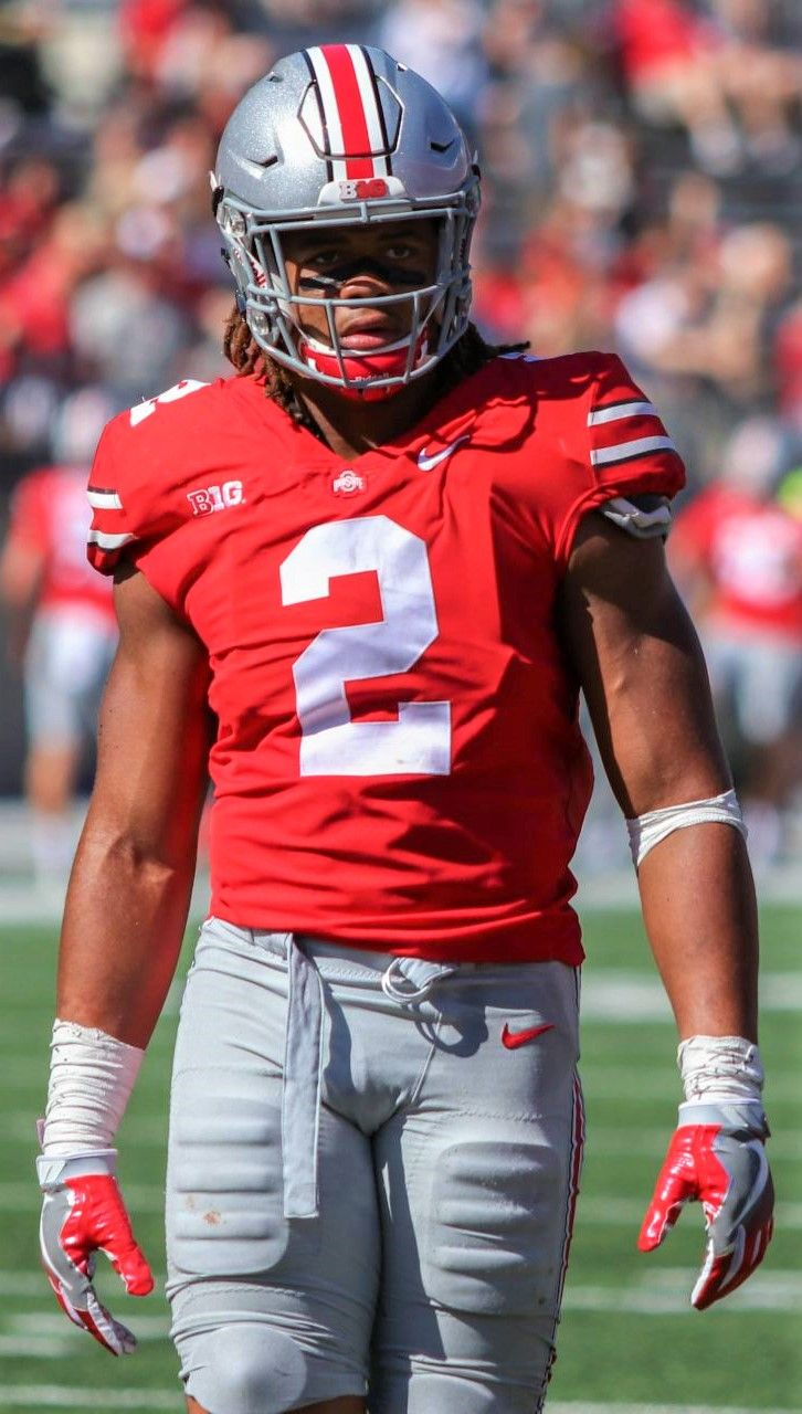 Chase Young Ohio State Buckeyes Football 2 De Ohio State Buckeyes Football Ohio State Football Ohio State