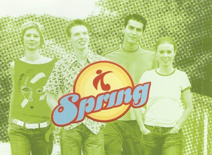 Spring, ongetwijfeld 1 van de populairste tv-programma's op #Ketnet!