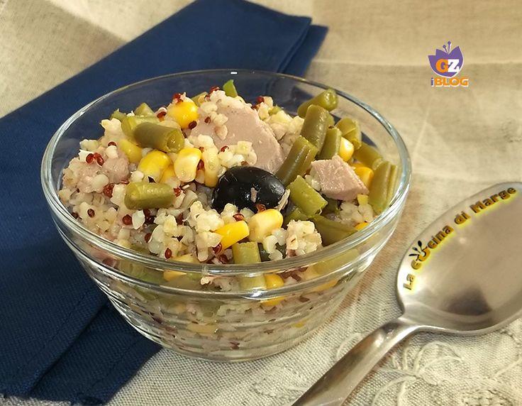 Insalata di Bulgur e Quinoa | La Cucina di Marge