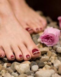 Pretty Pedicure Nail Art Designs