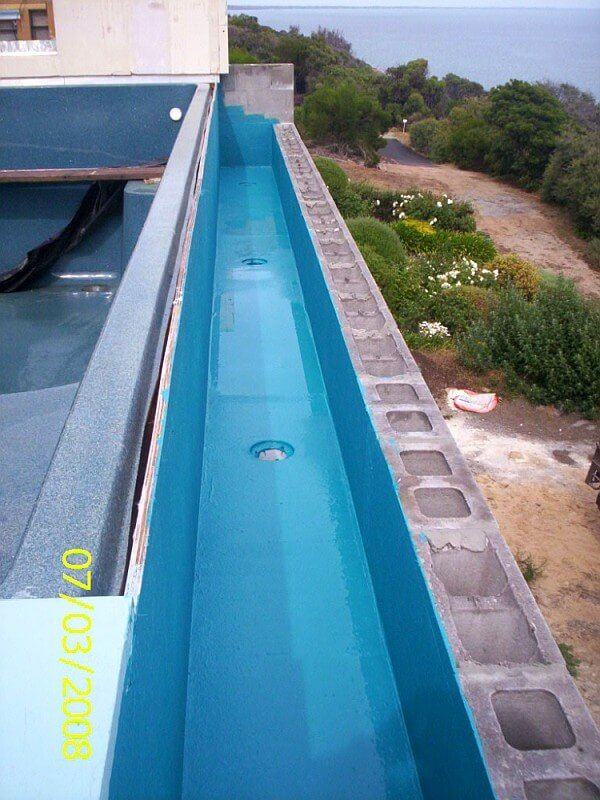 Infinity Pool Construction Details Google Search Piscina Arquitetura