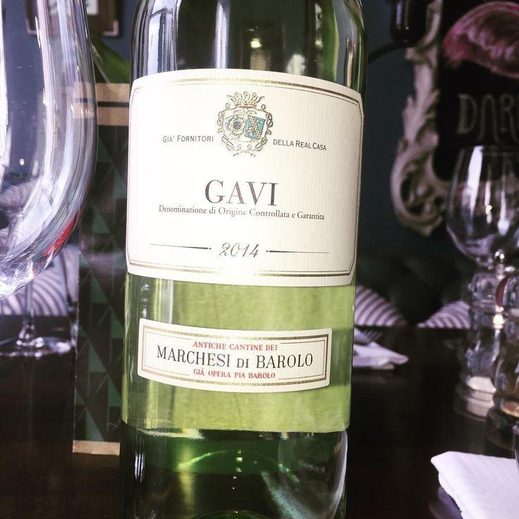 Gavi #eatateno  www.eno.ie  #wine