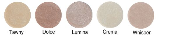 Minerale make-up luminouw shimmer powder. Voor een extra feestelijk glans. Heel mooi bij avond make-up