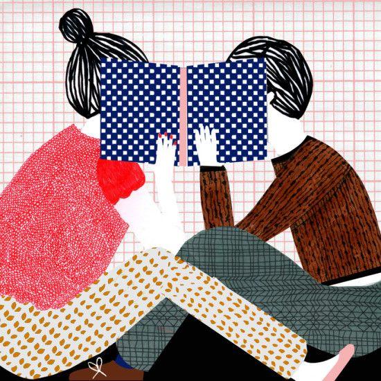 Manon de Jong #illustration #books