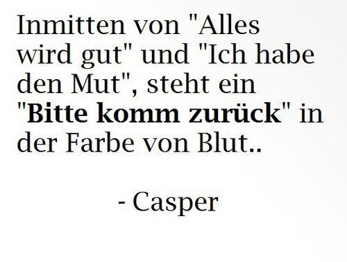 Casper - Alaska #lyrics #XOXO #deutsche musik